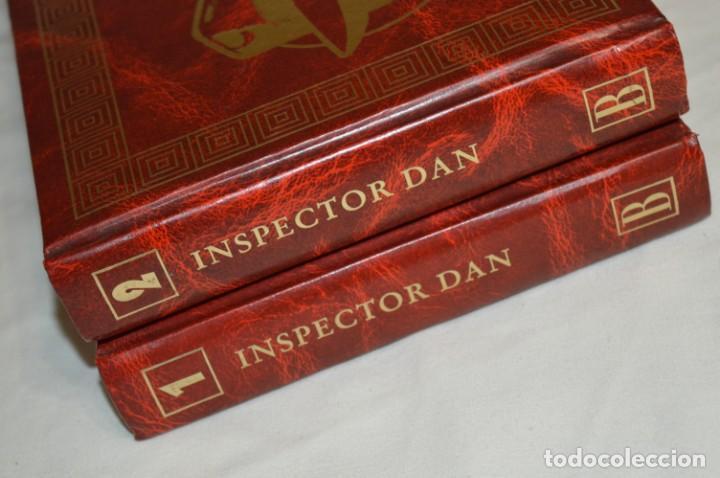 Tebeos: INSPECTOR DAN - 2 Tomos / Volúmenes - COMPLETA - Facsímil - Ediciones B Año 1996 - ¡Perfecta, MIRA! - Foto 3 - 260755855
