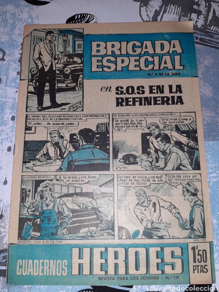 BRIGADA ESPECIAL N° 4, BRUGUERA (Tebeos y Comics - Bruguera - Otros)