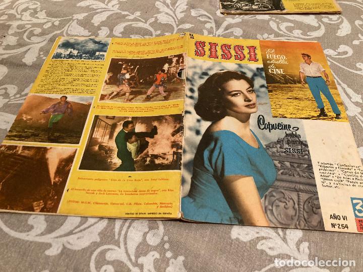 SISSI - Nº 254 - CAPUCINE HABLA PARA SISSI - BRUGUERA (Tebeos y Comics - Bruguera - Sissi)