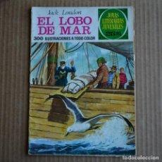 Tebeos: EL LOBO DE MAR. JACK LONDON. JOYAS LITERARIAS, Nº 155, 1ª EDICIÓN. LITERACOMIC.. Lote 261156485