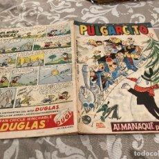 Tebeos: PULGARCITO ALMANAQUE PARA 1964 - BRUGUERA. Lote 261173505