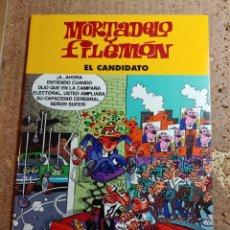 Tebeos: COMIC DE MORTADELO Y FILEMÓN EN EL CANDIDATO. Lote 261176025