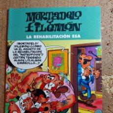 Tebeos: COMIC DE MORTADELO Y FILEMÓN EN LA REHABILITACION ESA. Lote 261178235