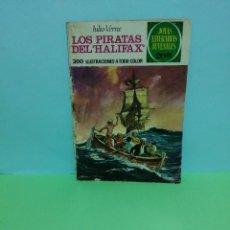 Tebeos: LOS PIRATAS DEL HALIFAX. Lote 261178415