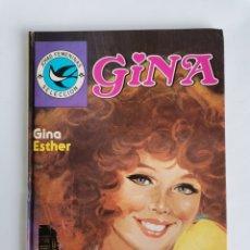 Tebeos: GINA ESTHER BRUGUERA JOYAS FEMENINAS SELECCIÓN 1985. Lote 261180640
