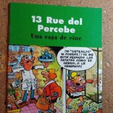 Tebeos: COMIC DE 13 RUE DEL PERCEBE EN UNA CASA DE CINE. Lote 261200990