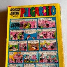 Tebeos: BRUGUERA PULGARCITO NUMERO 2137 CON EL SHERIF KING MUY BUEN ESTADO. Lote 261212540