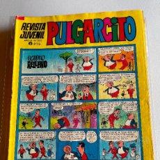 Tebeos: BRUGUERA PULGARCITO NUMERO 2132 CON EL SHERIF KING MUY BUEN ESTADO. Lote 261212670
