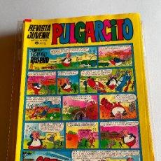 Tebeos: BRUGUERA PULGARCITO NUMERO 2131 CON EL SHERIF KING MUY BUEN ESTADO. Lote 261212715
