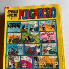 Tebeos: BRUGUERA PULGARCITO NUMERO 2120 CON EL SHERIF KING MUY BUEN ESTADO. Lote 261224595