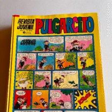 Tebeos: BRUGUERA PULGARCITO NUMERO 2112 CON EL SHERIF KING MUY BUEN ESTADO. Lote 261224760