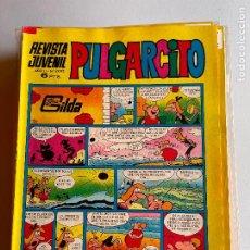 Tebeos: BRUGUERA PULGARCITO NUMERO 2092 CON EL SHERIF KING MUY BUEN ESTADO. Lote 261225055