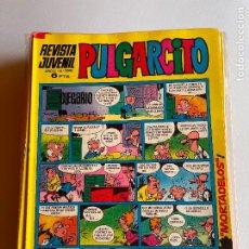 Tebeos: BRUGUERA PULGARCITO NUMERO 2091 CON EL SHERIF KING MUY BUEN ESTADO. Lote 261225070