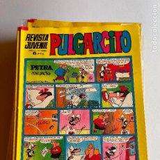 Tebeos: BRUGUERA PULGARCITO NUMERO 2085 CON EL SHERIF KING MUY BUEN ESTADO. Lote 261225160