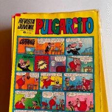 Tebeos: BRUGUERA PULGARCITO NUMERO 2073 CON EL SHERIF KING MUY BUEN ESTADO. Lote 261225385