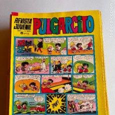 Tebeos: BRUGUERA PULGARCITO NUMERO 2069 CON EL SHERIF KING MUY BUEN ESTADO. Lote 261225465