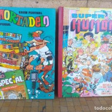 Tebeos: LOTE 2 TEBEOS SUPER HUMOR Y MORTADELO ESPECIAL - EDITORIAL BRUGUERA AÑO 1985. Lote 261294145