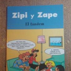 Tebeos: COMIC DE ZIPI Y ZAPE EN EL TANDEM. Lote 261338555