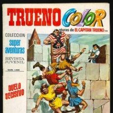 Tebeos: TRUENO COLOR (1ª ÉPOCA) - BRUGUERA / NÚMERO 216. Lote 261609595