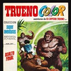 Tebeos: TRUENO COLOR (1ª ÉPOCA) - BRUGUERA / NÚMERO 217. Lote 261610015