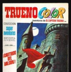 Tebeos: TRUENO COLOR (1ª ÉPOCA) - BRUGUERA / NÚMERO 218. Lote 261610330