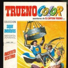 Tebeos: TRUENO COLOR (1ª ÉPOCA) - BRUGUERA / NÚMERO 219. Lote 261610695