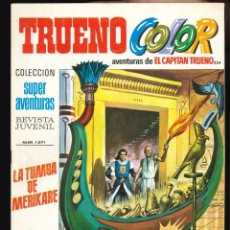 Tebeos: TRUENO COLOR (1ª ÉPOCA) - BRUGUERA / NÚMERO 224. Lote 261613045
