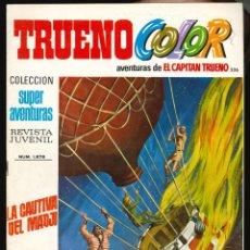 Tebeos: TRUENO COLOR (1ª ÉPOCA) - BRUGUERA / NÚMERO 226. Lote 261613580