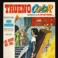 Tebeos: TRUENO COLOR (1ª ÉPOCA) - BRUGUERA / NÚMERO 228. Lote 261636775