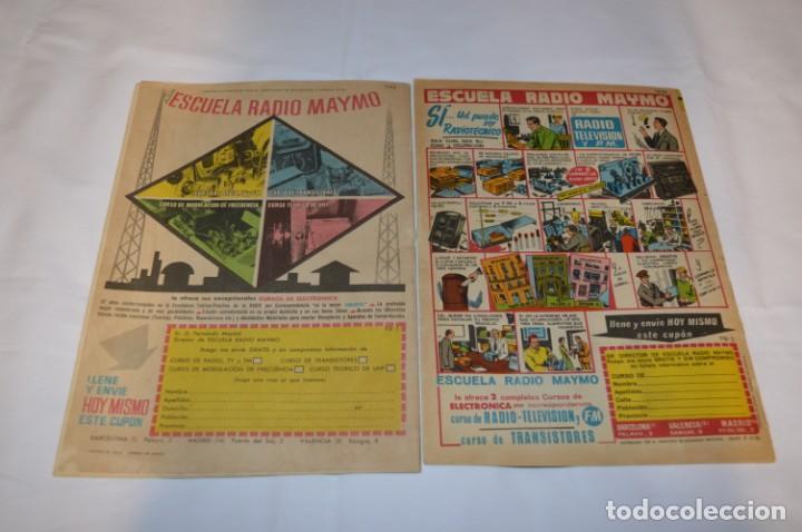 Tebeos: PULGARCITO 5 Pts / 10 Ejemplares variados / Años 60 - XLV / VI y VII - Con El Sheriff KING / Lote 03 - Foto 5 - 261683055