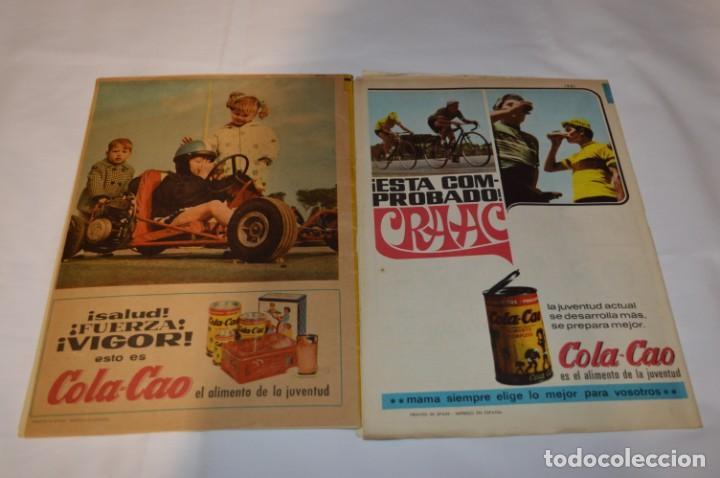 Tebeos: PULGARCITO 5 Pts / 10 Ejemplares variados / Años 60 - XLV / VI y VII - Con El Sheriff KING / Lote 03 - Foto 11 - 261683055