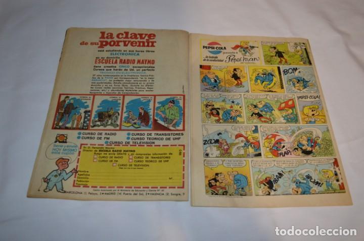 Tebeos: PULGARCITO 5 Pts / 10 Ejemplares variados / Años 60 - XLVII y XLVIII - Con El Sheriff KING / Lote 05 - Foto 9 - 261689635