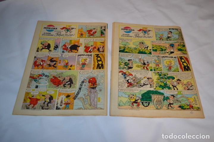 Tebeos: PULGARCITO 5 Pts / 10 Ejemplares variados / Años 60 - XLVII y XLVIII - Con El Sheriff KING / Lote 05 - Foto 11 - 261689635