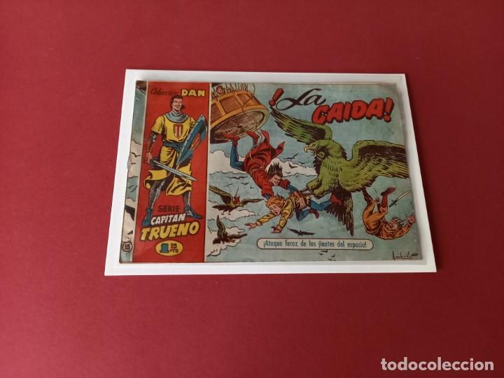 Tebeos: EL CAPITAN TRUENO -ORIGINAL COMPLETA CON LOS 7 EXTRAS-MEJORADOS LOS 50 PRIMEROS- VER FOTOS Y PRECIOS - Foto 15 - 254142655
