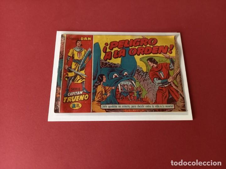 Tebeos: EL CAPITAN TRUENO -ORIGINAL COMPLETA CON LOS 7 EXTRAS-MEJORADOS LOS 50 PRIMEROS- VER FOTOS Y PRECIOS - Foto 23 - 254142655