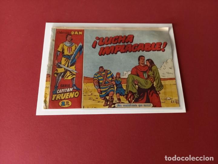 Tebeos: EL CAPITAN TRUENO -ORIGINAL COMPLETA CON LOS 7 EXTRAS-MEJORADOS LOS 50 PRIMEROS- VER FOTOS Y PRECIOS - Foto 24 - 254142655