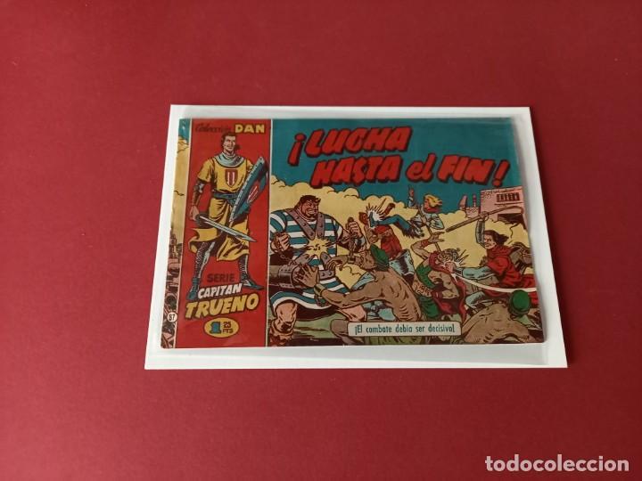 Tebeos: EL CAPITAN TRUENO -ORIGINAL COMPLETA CON LOS 7 EXTRAS-MEJORADOS LOS 50 PRIMEROS- VER FOTOS Y PRECIOS - Foto 35 - 254142655