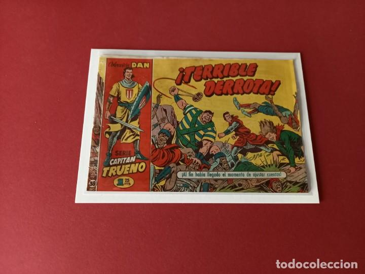 Tebeos: EL CAPITAN TRUENO -ORIGINAL COMPLETA CON LOS 7 EXTRAS-MEJORADOS LOS 50 PRIMEROS- VER FOTOS Y PRECIOS - Foto 38 - 254142655
