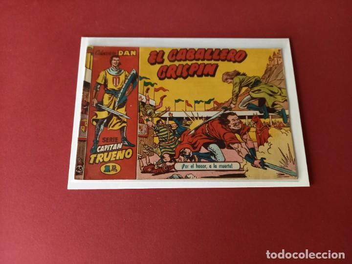 Tebeos: EL CAPITAN TRUENO -ORIGINAL COMPLETA CON LOS 7 EXTRAS-MEJORADOS LOS 50 PRIMEROS- VER FOTOS Y PRECIOS - Foto 44 - 254142655