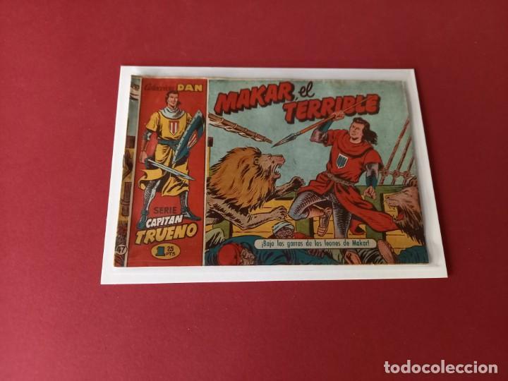 Tebeos: EL CAPITAN TRUENO -ORIGINAL COMPLETA CON LOS 7 EXTRAS-MEJORADOS LOS 50 PRIMEROS- VER FOTOS Y PRECIOS - Foto 46 - 254142655