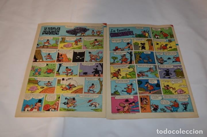 Tebeos: PULGARCITO / 10 Ejemplares variados / Años 70 - Con El Sheriff KING / Lote 06 - Foto 5 - 261692830