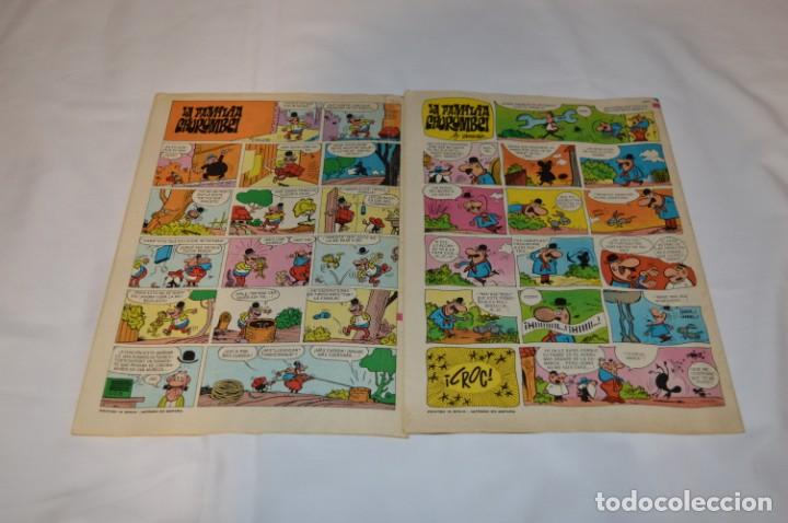 Tebeos: PULGARCITO / 10 Ejemplares variados / Años 70 - Con El Sheriff KING / Lote 06 - Foto 9 - 261692830