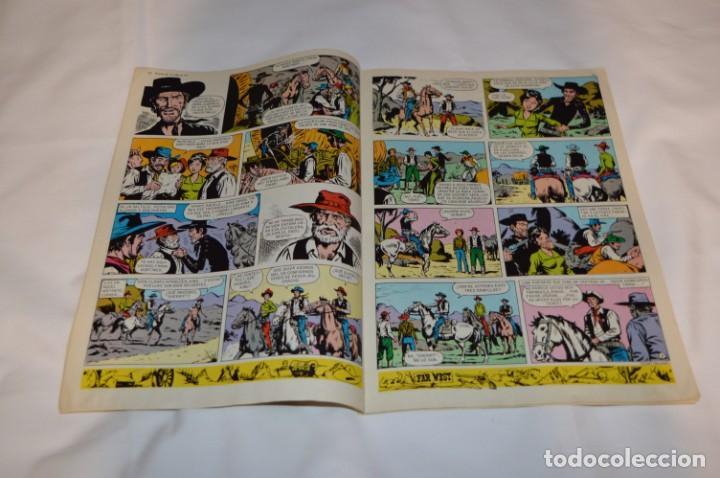 Tebeos: PULGARCITO / 10 Ejemplares variados / Años 70 - Con El Sheriff KING / Lote 06 - Foto 12 - 261692830