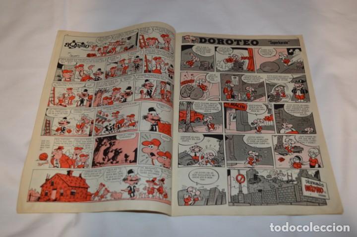Tebeos: PULGARCITO / 10 Ejemplares variados / Años 70 - Con El Sheriff KING / Lote 06 - Foto 13 - 261692830