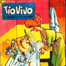 Tebeos: COMIC COLECCION TIO VIVO 2ª EPOCA Nº 150. Lote 261699580