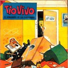 Tebeos: COMIC COLECCION TIO VIVO 2ª EPOCA Nº 131. Lote 261699620
