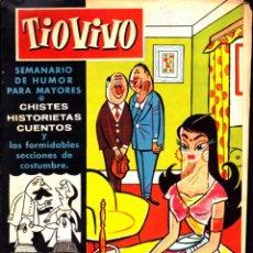 Tebeos: COMIC COLECCION TIO VIVO 1ª EPOCA Nº 48. Lote 261699900