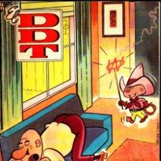 Tebeos: COMIC COLECCION EL DDT Nº 658. Lote 261783400