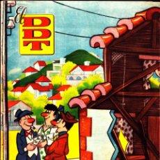 Tebeos: COMIC COLECCION EL DDT Nº 118. Lote 261783680