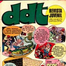 Tebeos: COMIC COLECCION EL DDT Nº 279. Lote 261783800